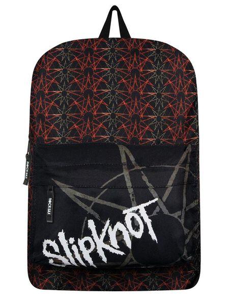 ROCKSAX - Slipknot Pentagram All Over Print Classic Backpack