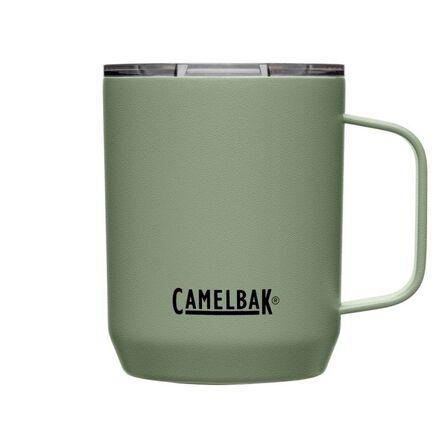 CAMELBAK - Camelbak Camp Mug Stainless Steel Vacuum Insulated 12Oz moss