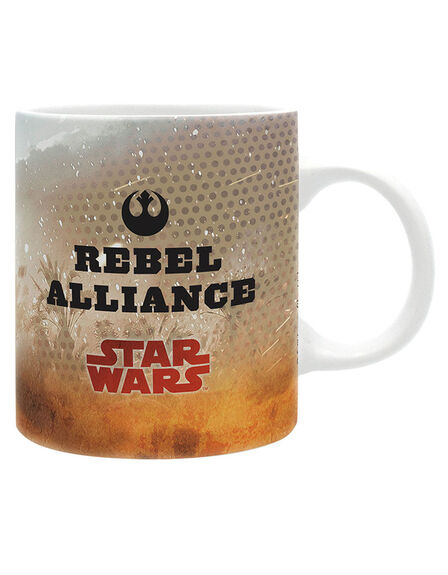 ABYSTYLE - Abystyle Star Wars Mug Rogue One/Rebel Alliance 320ml