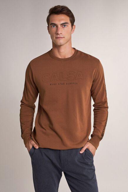 Salsa Jeans - Brown Salsa branded sweater