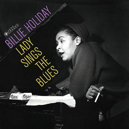 JAZZ IMAGES - Lady Sings The Blues | Billie Holiday