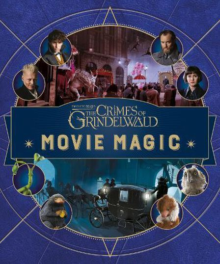 PUFFIN UK - Fantastic Beasts The Crimes of Grindelwald Movie Magic