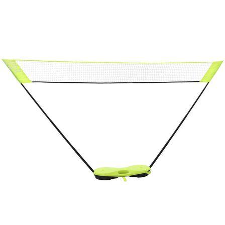 PERFLY - 3M Badminton Easy Net - Fluo Yellow