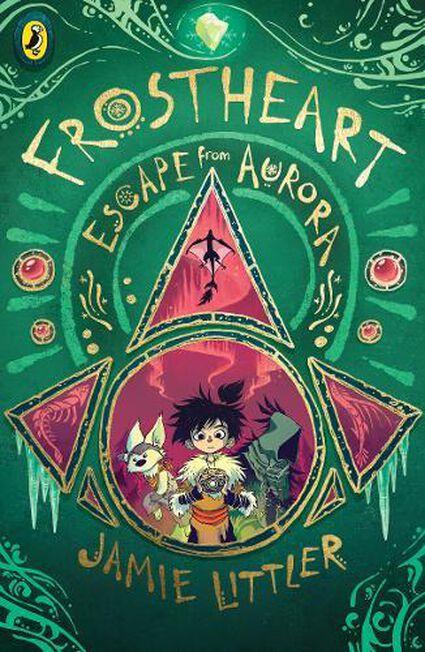 PENGUIN BOOKS UK - Frostheart 2 Escape From Aurora