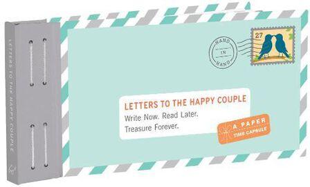 USBORNE PUBLISHING LTD UK - Letters To The Happy Couple