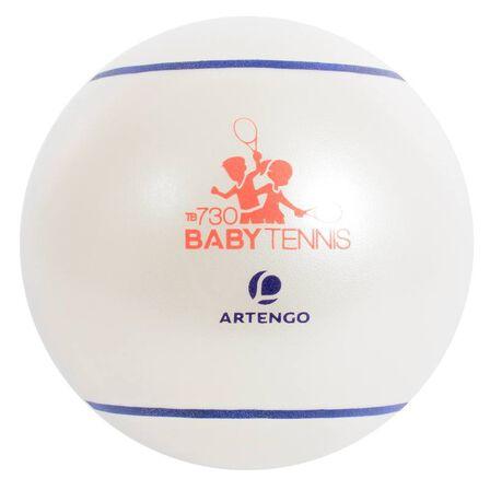 ARTENGO - Tb130 baby tennis ball 26cm - white