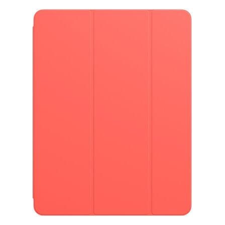 APPLE - Apple Smart Folio Pink Citrus for iPad Pro 12.9-Inch [4th Gen]