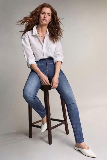 Salsa Jeans - Blue Diva slim fit slimming jeans