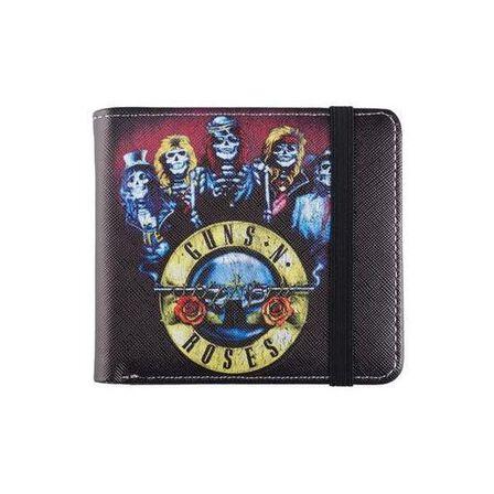 ROCKSAX - Guns N Roses Skeleton Wallet