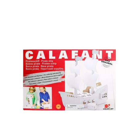 CALAFANT - Calafant Pirate Ship Build Your Own Level 3