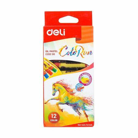 DELI - Deli Oil Pastel 12 Colors