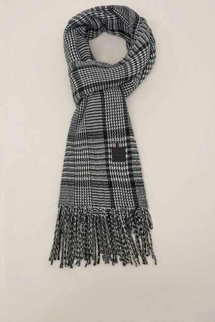 Salsa Jeans - Black Checked scarf