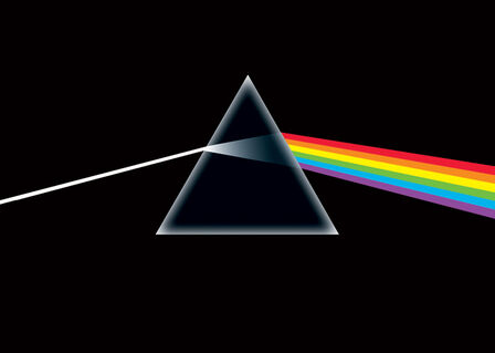 PYRAMID POSTERS - Pink Floyd Dark Side Of The Moon Maxi Poster [61 x 91.5 cm]