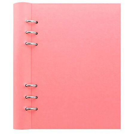 FILOFAX - Filofax A5 Classic Pink Notebook