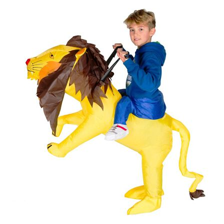 BODYSOCKS - Bodysocks Inflatable Lion Costume for Kids