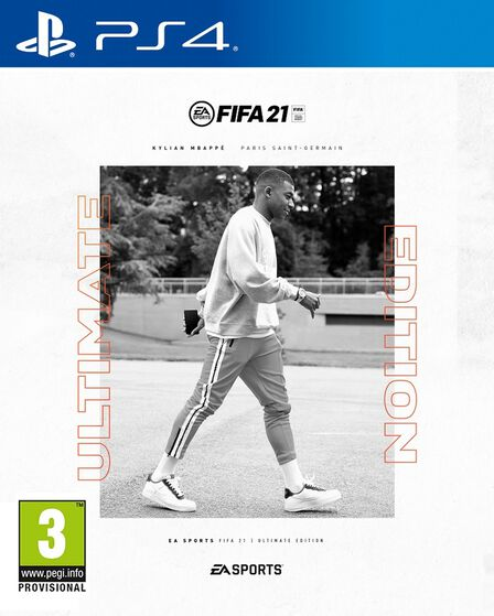 ELECTRONIC ARTS - FIFA 21 - Ultimate Edition - PS4
