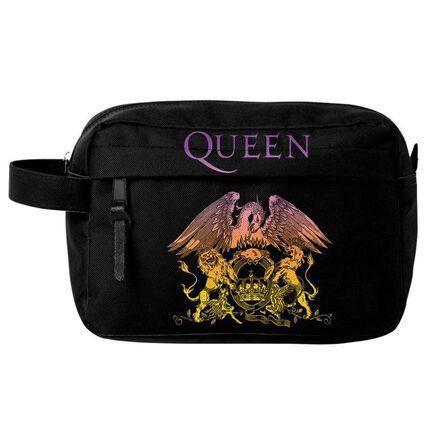 ROCKSAX - Queen Bohemian Crest Washbag