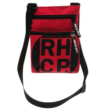 ROCKSAX - Red Hot Chili Peppers Red Square Bodybag