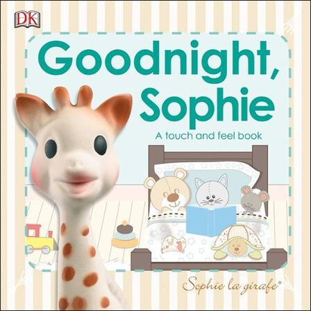 DORLING KINDERSLEY UK - Baby Touch and Feel Goodnight Sophie