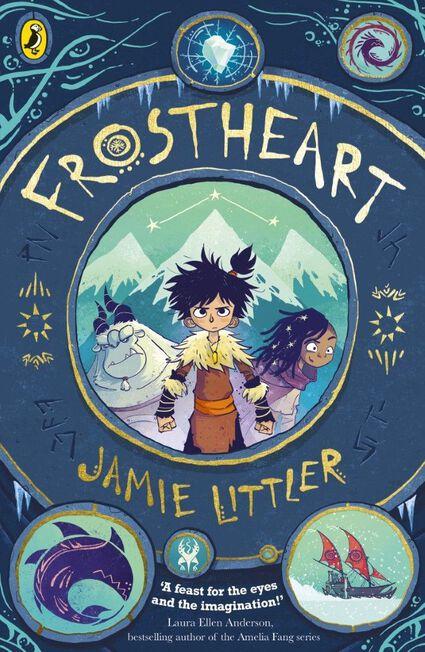 PENGUIN BOOKS UK - Frostheart