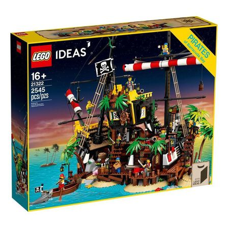 LEGO - LEGO Ideas Pirates of Barracuda Bay 21322