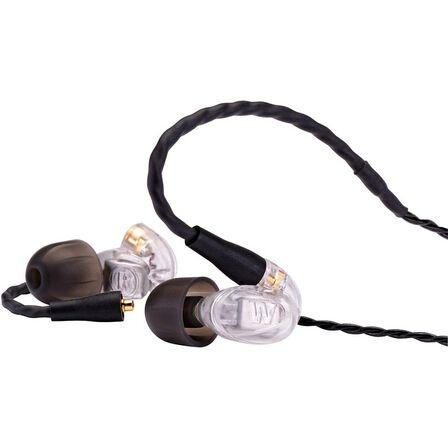 WESTONE - Westone UM PRO10 Clear Single Driver Stereo Earphones