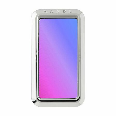 HANDL NEW YORK - Handl New York Iridescent Grip & Stand Pink/Blue for Smartphones