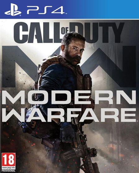 ACTIVISION - Call of Duty Modern Warfare - PS4