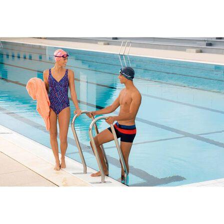 NABAIJI - Granatina ultra-soft microfibre towel size l 80 x 130 cm