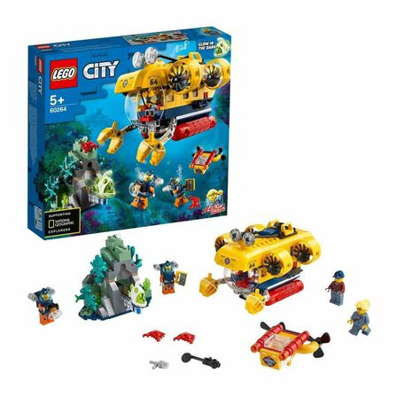 LEGO - LEGO City Ocean Exploration Submarine 60264