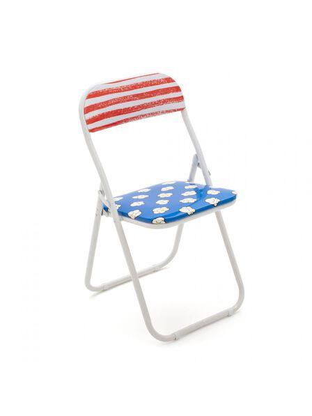 Seletti - Folding Chair Popcorn
