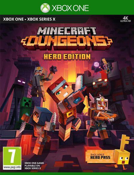 MICROSOFT - Minecraft Dungeons - Xbox One