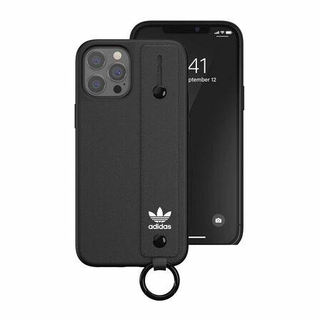 ADIDAS - Adidas Original Hand Strap Case Fw20 Black for iPhone 12 Pro/12