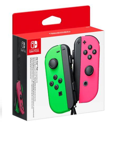 NINTENDO - Nintendo Switch Joy-Con Controllers Splatoon 2 Edition [Pair]