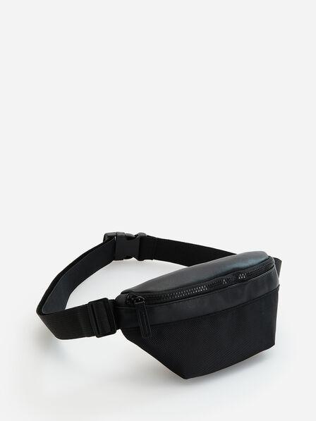 Reserved - Men's Bum Bag - Black