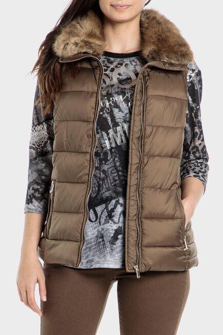Punt Roma - Brown waistcoat