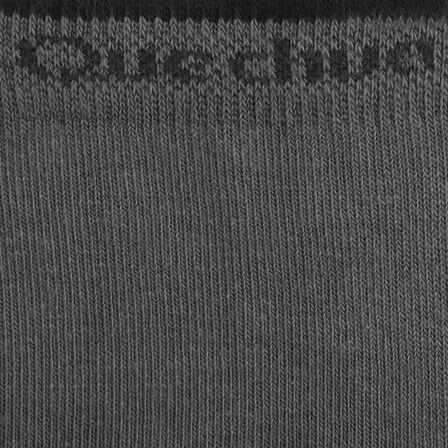 QUECHUA - NH100 High Country Walking Socks - Grey x 2 Pairs, EU 39-42