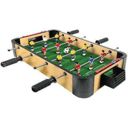 MERCHANT AMBASSADOR - Merchant Ambassador Wood Tabletop Football/Foosball/Soccer [50 cm]