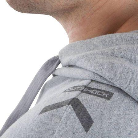 OUTSHOCK - Boxing hooded tank top - grey, M