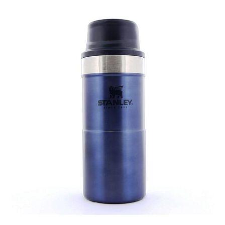 STANLEY - Stanley 355 ml Trigger Action Travel Mug Nightfall Blue
