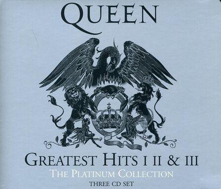 UNIVERSAL MUSIC - Greatest Hits I II & III Platinum Collection (3 Discs) | Queen