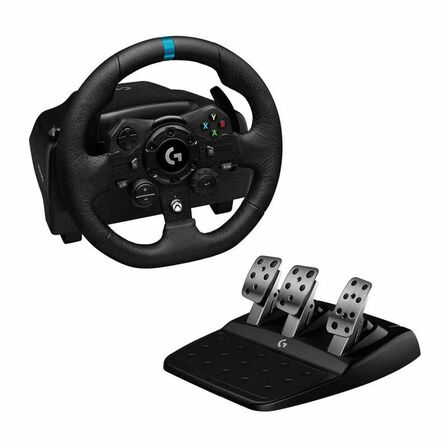LOGITECH G - Logitech G G923 Racing Wheel And Pedals for Xbox One/PC