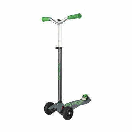 MICRO - Micro Maxi Deluxe Pro Scooter Grey/Green
