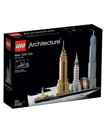 LEGO - LEGO Architecture New York City 21028