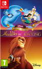 U&I ENTERTAINMENT - Disney Classic Games Aladdin and The Lion King - Nintendo Switch
