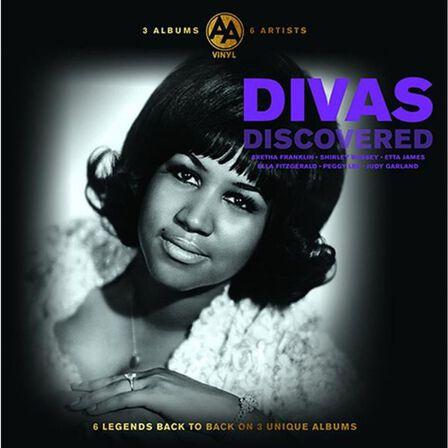 BELLEVUE PUBLISHING & ENTERTAINMENT - Discovered Divas (3 Discs) | Various Artists