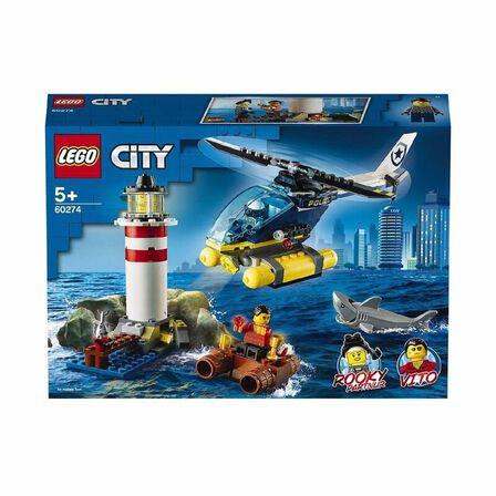 LEGO - LEGO City Police Elite Police Lighthouse Capture 60274
