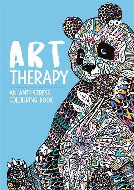 MICHAEL O'MARA - Art Therapy An Anti-Stress Colouring Book