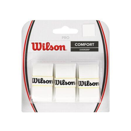 WILSON - Pro Tennis Overgrip - White