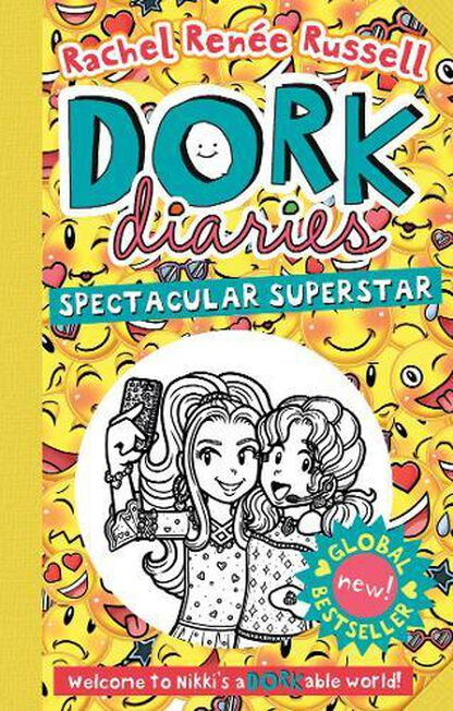 SIMON & SCHUSTER UK - Dork Diaries Spectacular Superstar